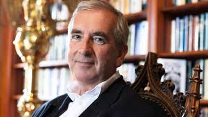 Robert Harris Author Photo