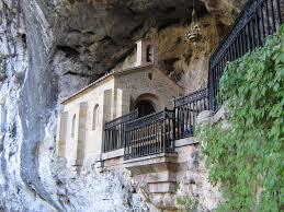 Cueva de la Santina, Covadonga