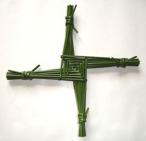 Traditional Brigida's Cross