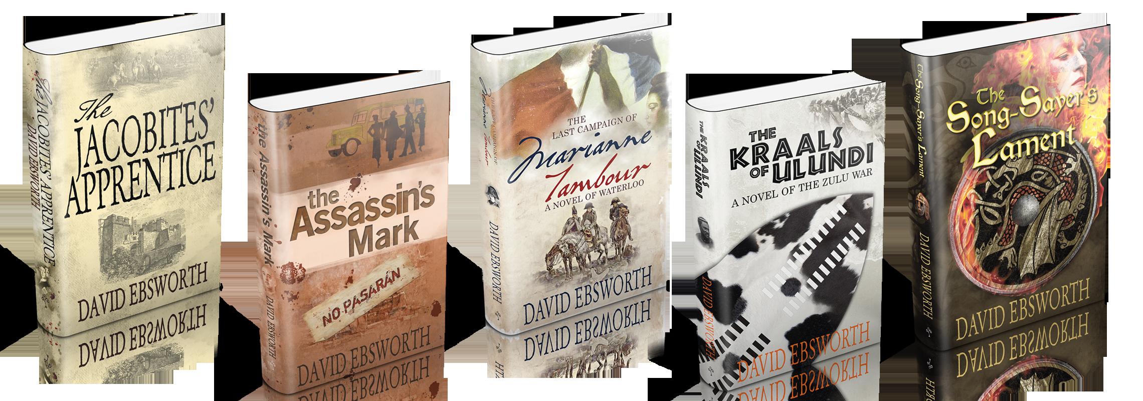 books layouts