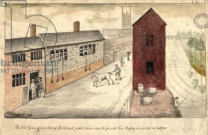 Manchester's House of Correction, 1745