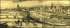 Manchester in 1745