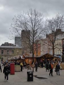 St Ann's Square now...