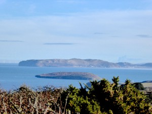 Puffin Island and Great Orme from Din Sylwy