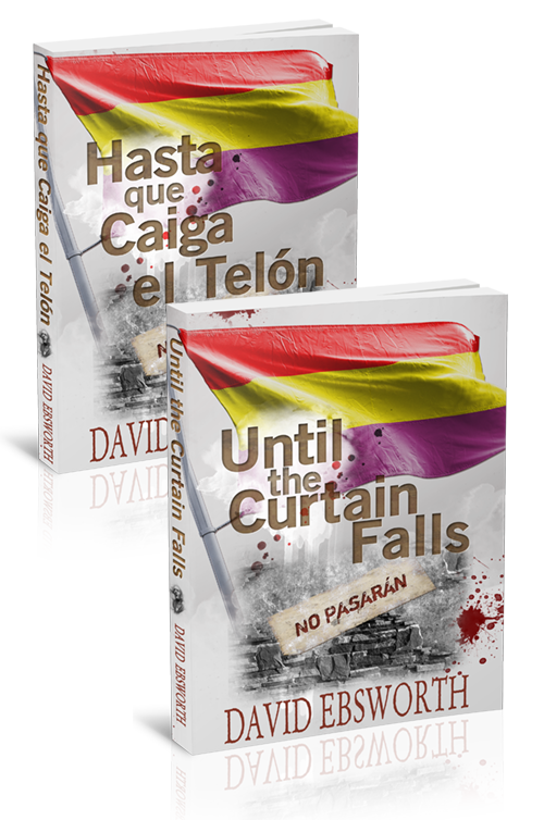 Until the Curtain Falls Book Covers image